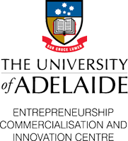 Entrepreneurship, Commercialisation and Innovation Centre (ECIC)  logo