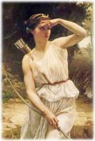 Goddess Diana Shamanic Nature Oracle & Channeled...