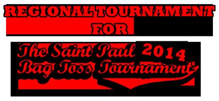 Regional for the Saint Paul Bag Toss Tournament...