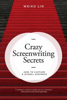 CRAZY SCREENWRITING SECRETS logo