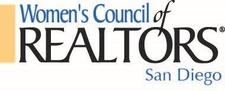Women's Council of REALTORS San Diego County logo