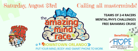 The Amazing Mind Race