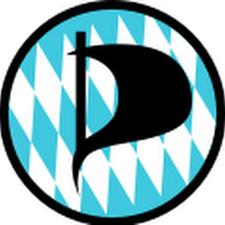 Piratenpartei Deutschland Bezirksverband Oberbayern logo