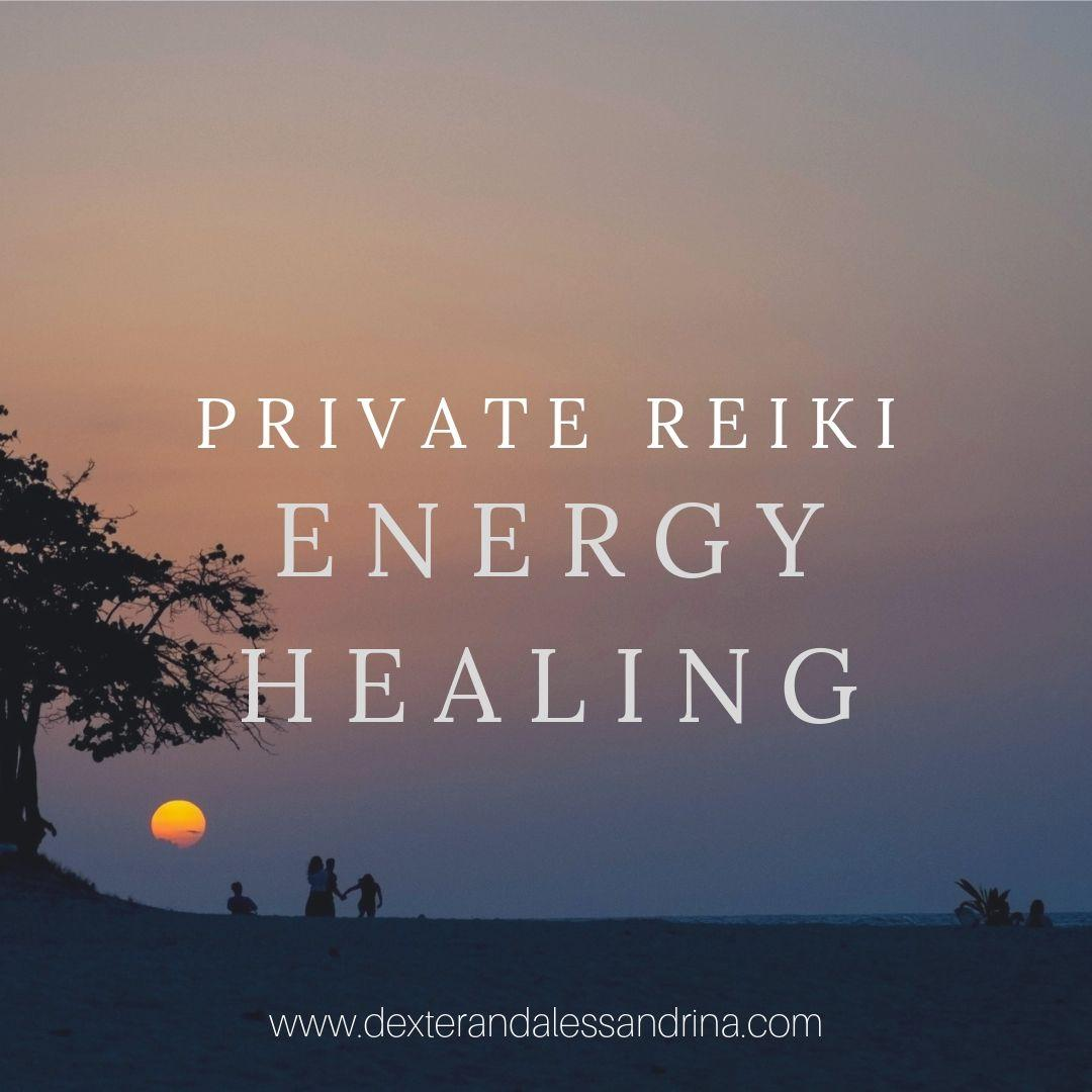Private Energy Healing using Reiki, Reiki Tummo, Medical Qi Gong & Mantra