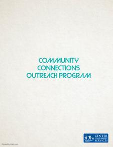 Community Connections Outreach Program logo