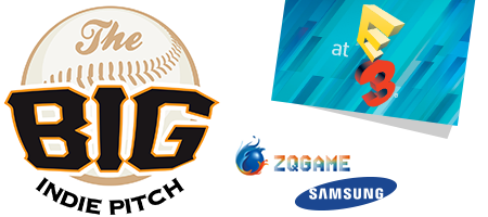 Big Indie Pitch at E3 with ZQGame, GREE & Samsung US
