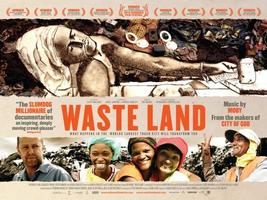 WASTE LAND film and artist talk: Catlin Art Prize...