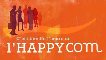 Happy Com' mardi 3 juin