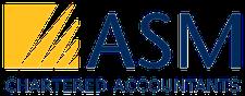 ASM Chartered Accountants logo