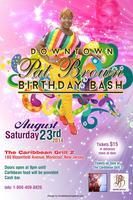 Downtown Pat Brown Birthday Bash
