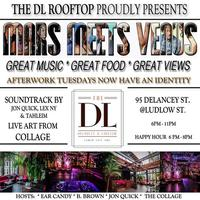 Mars Meets Venus: A Weekly Afterwork Tuesday Rooftop Affair