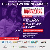 Socially Innovative: Tech Networking Mixer - May...