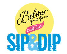 Belvoir Fruit Farms in partnership with Fusion Lifestyle logo