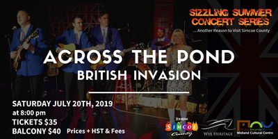 Sizzling Summer Series: Across the Pond - British...