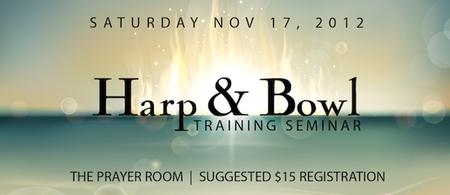Harp & Bowl Training Seminar