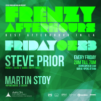 05.23 // Frenzy Afterhours feat. Steve Prior | Martin...