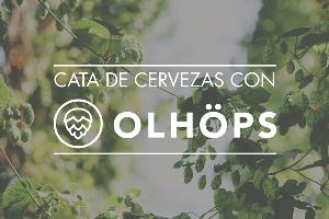 I Cata de cervezas Olhöps (10 € por persona)
