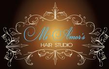 Mi Amor Hair Studios logo
