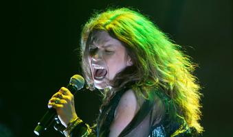 "The Star Of Broadway's ""A Night With Janis Joplin""..."