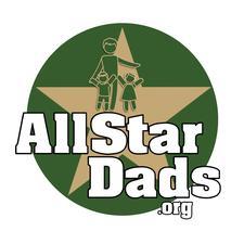 All Star Dad's  logo