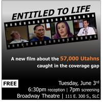 Entitled to Life Screening