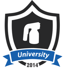 Spray Tan University  logo