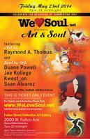 We Love Soul presents Art & Soul
