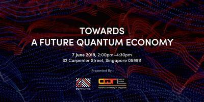 Towards a Future Quantum Economy
