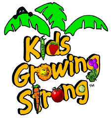 Kids Growing Strong logo