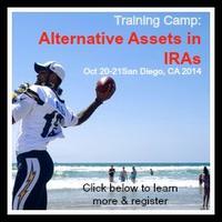 Alternative Asset Training Camp-RITA Members