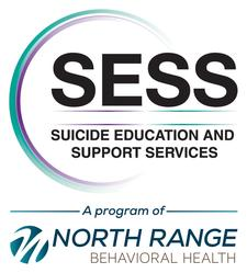 Suicide Education and Support Services of North Range Behavioral Health logo