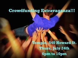 CrowdFunding Extravaganza!