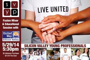 SVYP Fusion Mixer & Educational Session at United Way