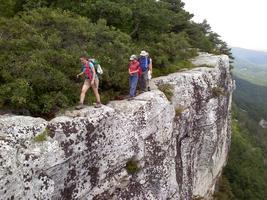 Glacial Rock Caves, Scrambles and Hike at Mohonk