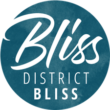 District Bliss logo
