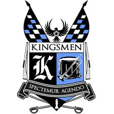 Kingsmen Drum and Bugle Corps logo