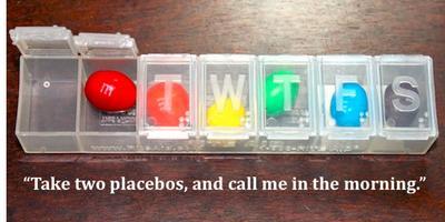 Placebo and the Illusory Nature of Perception, Wonder...