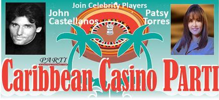 Caribbean Casino PARTI - fundraiser for Medina...