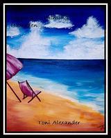 Art Wine Denver At the Beach - Fundraiser  Sun July...