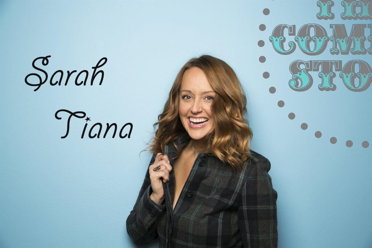Sarah Tiana - Sunday - 7:30pm