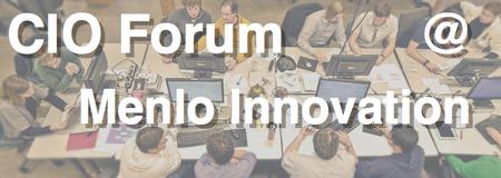 Q2 CIO Forum @ Menlo Innovation;  Ann Arbor, MI