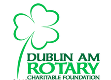 Dublin AM Rotary & Charitable Foundation logo