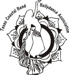 Texas Coastal Bend Bellydance Association logo