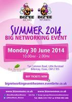 BIZ'EE WOMEN & BIZ'EE MUMS - SUMMER 2014 NETWORKING...