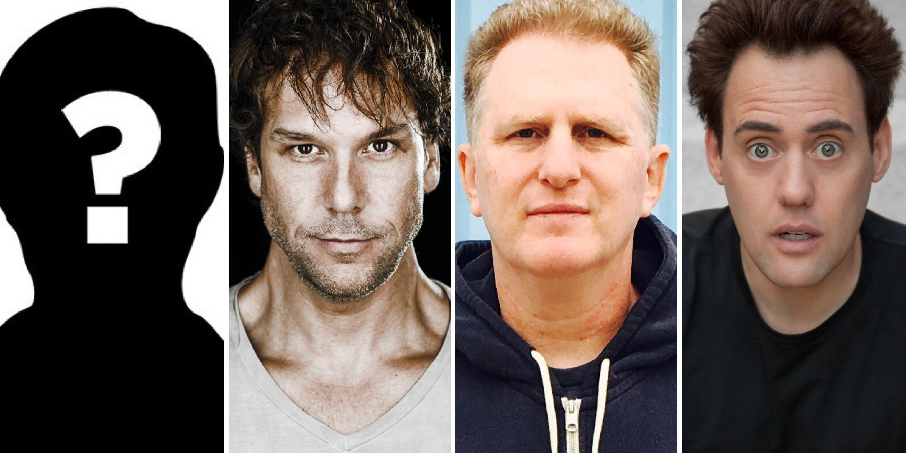 Dane Cook, Michael Rapaport, Orny Adams and a Special Guest