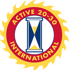 The Active 20-30 Club of the Redwood Empire #1029  logo