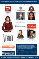 Marketing, Media & PR Networking Forum