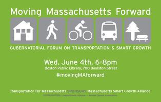 Moving MA Forward: A Gubernatorial Forum on...