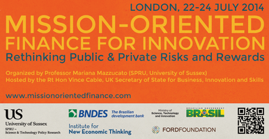 Mission-Oriented Finance for Innovation: Rethinking...