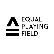 Equal Playing Field  logo